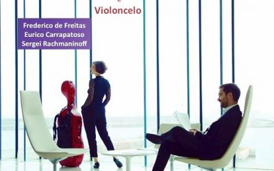 Live Concert for Antena 2 radio, Piano & Cello @ ISEG Lisbon