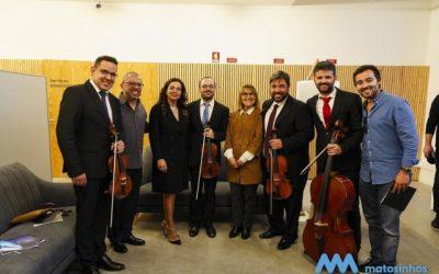 New Composition by Mário Laginha opens Ciclo de Piano in Matosinhos