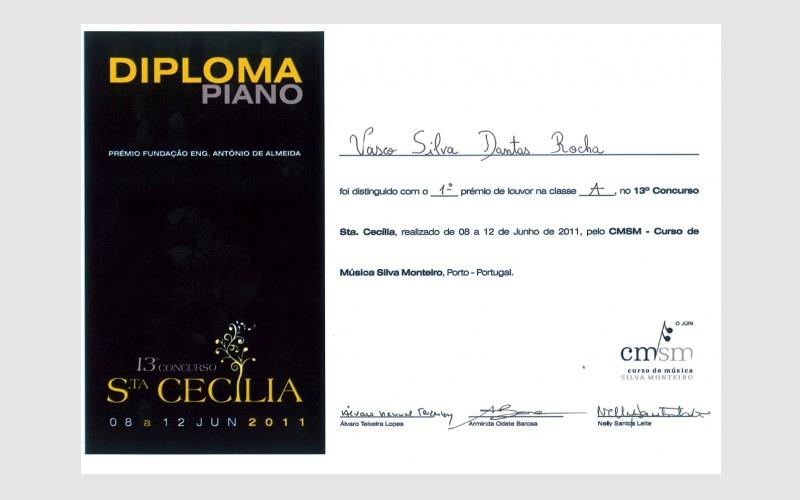 13th Santa Cecilia Competition, PORTUGAL