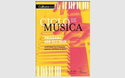 Ciclo de Música – Cultura Viva