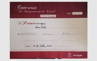Estoril Lisbon Music Competition – El Corte Inglés Prize