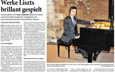 Most difficult works of Liszt brilliantly played