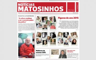 Personalities of 2015, Matosinhos (Portugal)