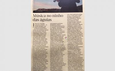 """Music in the Nest of the Eagles"" © Expresso"