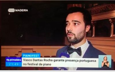 """Vasco Dantas guarantees Portuguese presence at the Piano Festival"""
