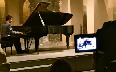 Live recording of the Recital for a future DVD