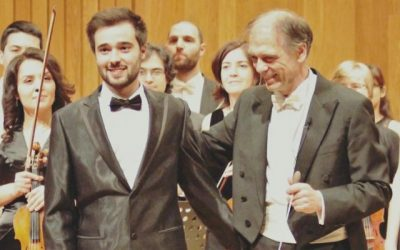 """""""Concerto da Primavera"""" (Spring Concert) with Orquestra Sinfónica de Cascais"""