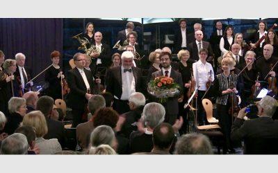 Concert with Jülich SinfonieOrchester