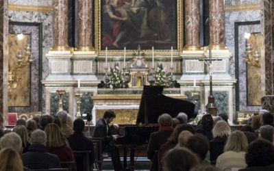 Piano Recital in Rome, Italy – 18th March 2017