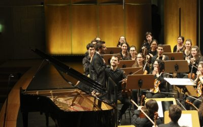 Concert with Jovem Orquestra Portuguesa at CCB Lisboa