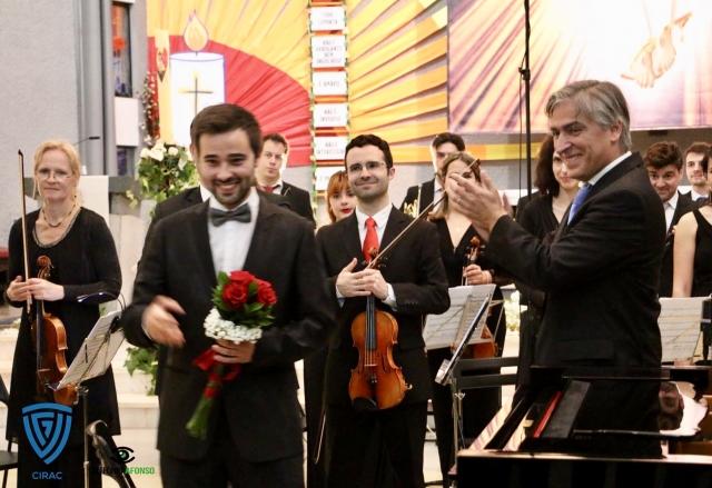 Concert with Orquestra Filarmónica Portuguesa