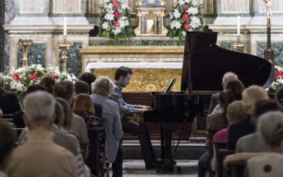 Piano Recital in Rome (Italy)