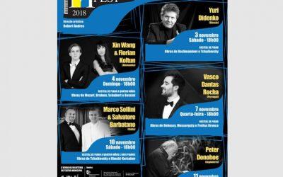 Madeira Piano Fest, Funchal – November 2018