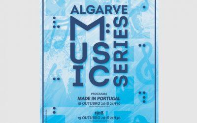 Algarve Music Series III, Faro – October 2018
