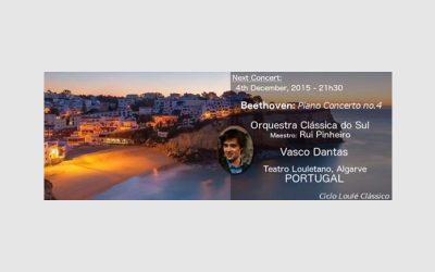 Loulé Clássico, Algarve – Dec 2015