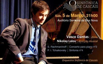 Concerto da Primavera, Orquestra Sinfónica de Cascais – March 2016