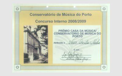 Casa da Música Prize 2009, PORTUGAL