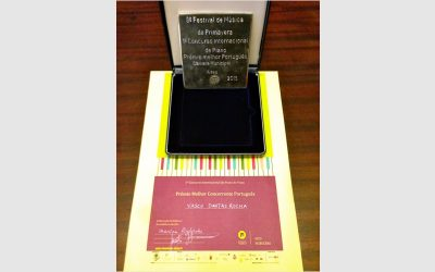 "Prize ""Best Portuguese Competitor"""