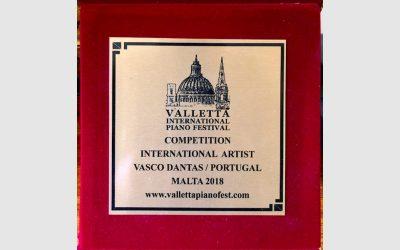 Valletta International Piano Festival / Competition