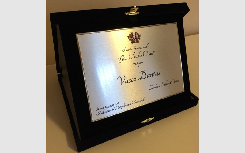 Premio Internazionale GianClaudio Chiais