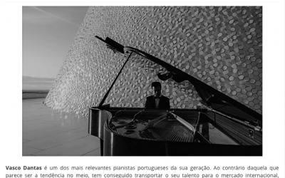 Album Poetic Scenes, Vasco Dantas – review by Marta Moreira @ Revista Intro
