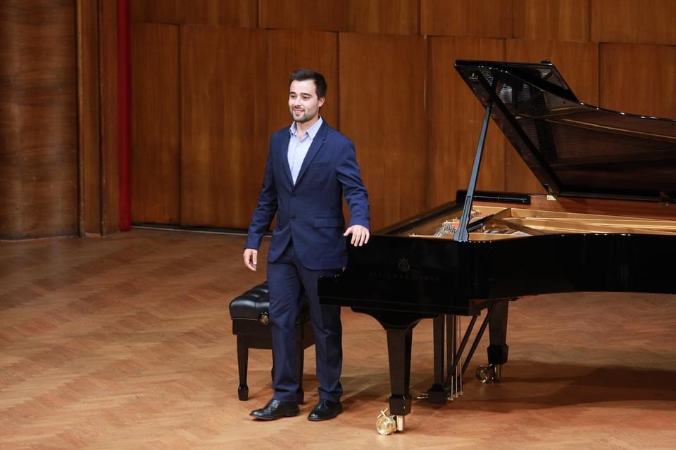 Piano recitals by Vasco Dantas and Michel D'Alberto (June 17th and 19th, 2021)